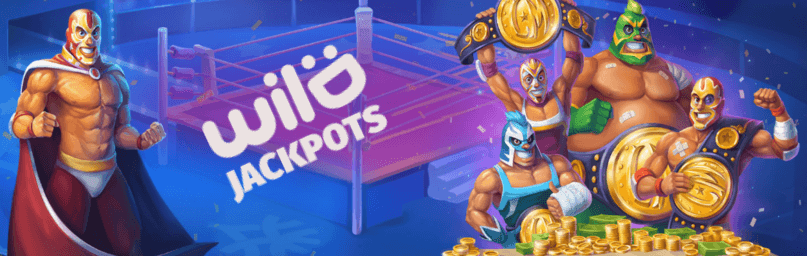 WildJackpots Casino main